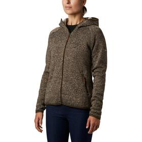 Columbia Chillin Full-Zip Fleece Jacket Damen olive green